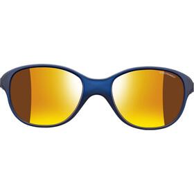 Julbo Romy Spectron 3CF Sunglasses Kids 4-8Y Matt Translucent Blue-Multilayer Gold